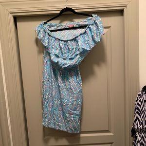Lilly Pulitzer Single Strap Dress